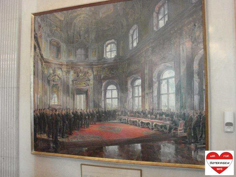 Das Volksbegehren österreichs Neutralität Wiederherstellen Läuft